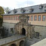Petrini-Tor der Zitadelle Petersberg Erfurt