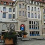 Willy-Brandt-Erker in Erfurt